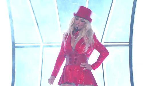 Britney Spears biểu diễn tại Lễ trao giải Billboard 2016