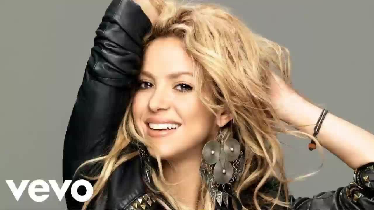 All of the pain - Shakira