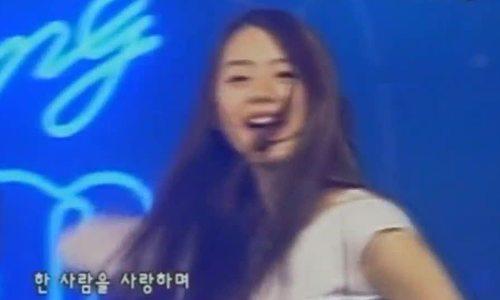 Park Soo Jin năm 17 tuổi