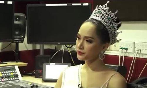 Hương Giang trả lời BBC