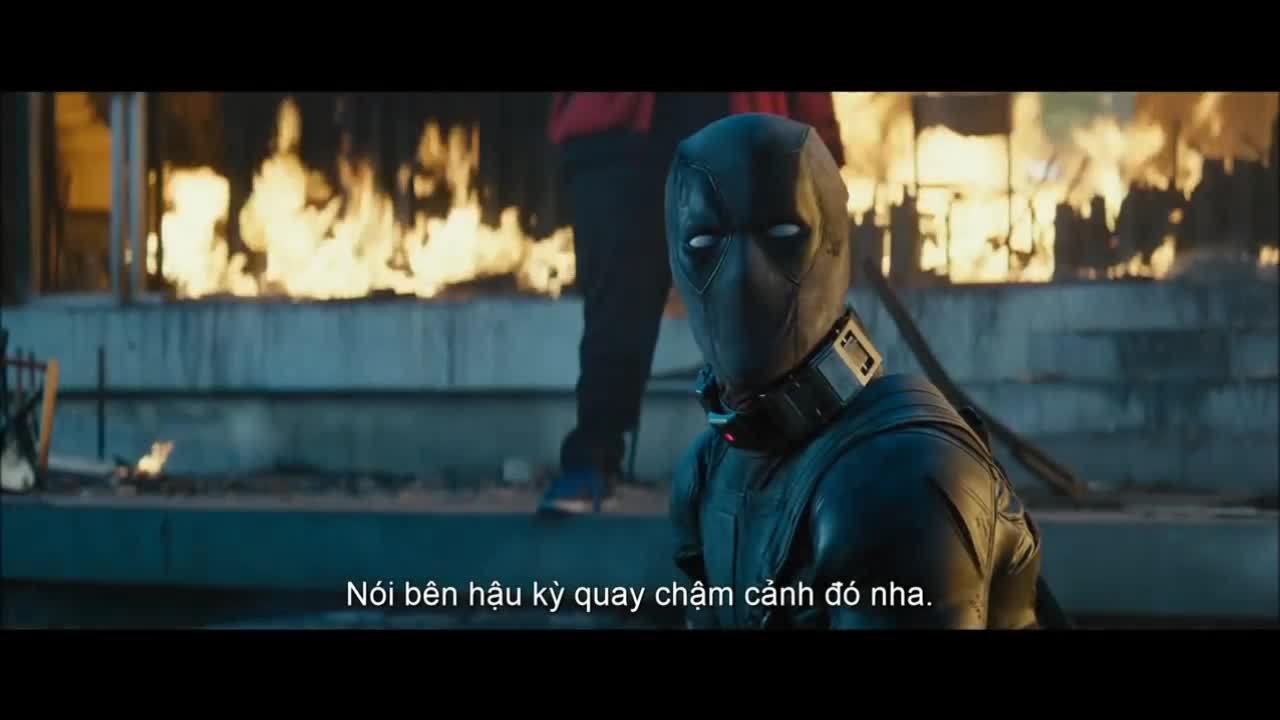 Deadpool lập nhóm trong Deadpool 2