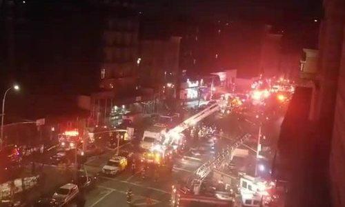 Lính cứu hỏa chữa cháy phim mới của Edward Norton