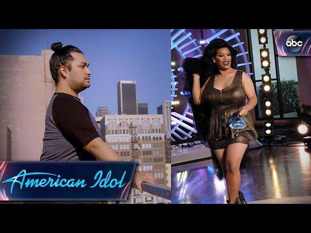 Chàng trai giả gái khiến giám khảo American Idol bất ngờ