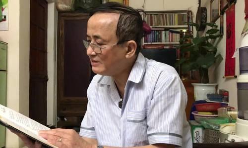 NSƯT Xuân Hanh đọc thơ tặng vợ