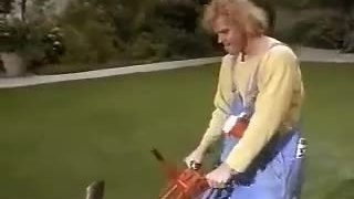 The Lawnmower Man (1992) trailer
