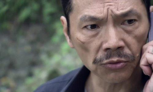 """* Trung Anh trong phim """"Người phán xử"""""""