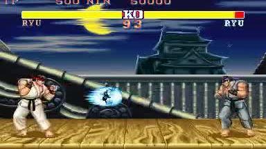 Chiêu Hadouken của Ryu