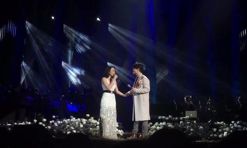Hà Anh Tuấn, Mỹ Tâm hát Tình em ngọn nến