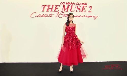 Đỗ Mỹ Linh ở show The Muse 2