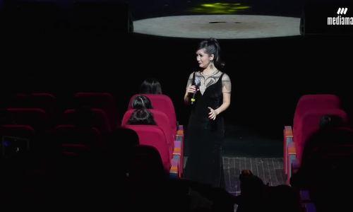 Hồng Nhung, Cẩm Vân hát trong đêm nhạc Trịnh ở Hà Nội