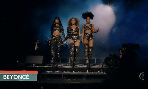 Beyonce và Destiny's Child tái hợp tại lễ hội Coachella