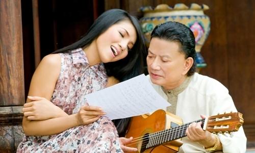 Quỳnh Lan hát 'Rừng lá thay chưa' (lời: Hoàng Ngọc Ẩn)