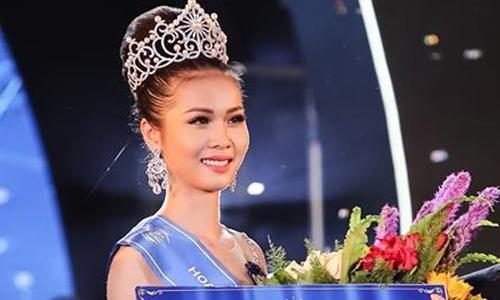Kết quả hình ảnh cho Người đẹp 19 tuổi đăng quang Hoa hậu Biển Việt Nam toàn cầu