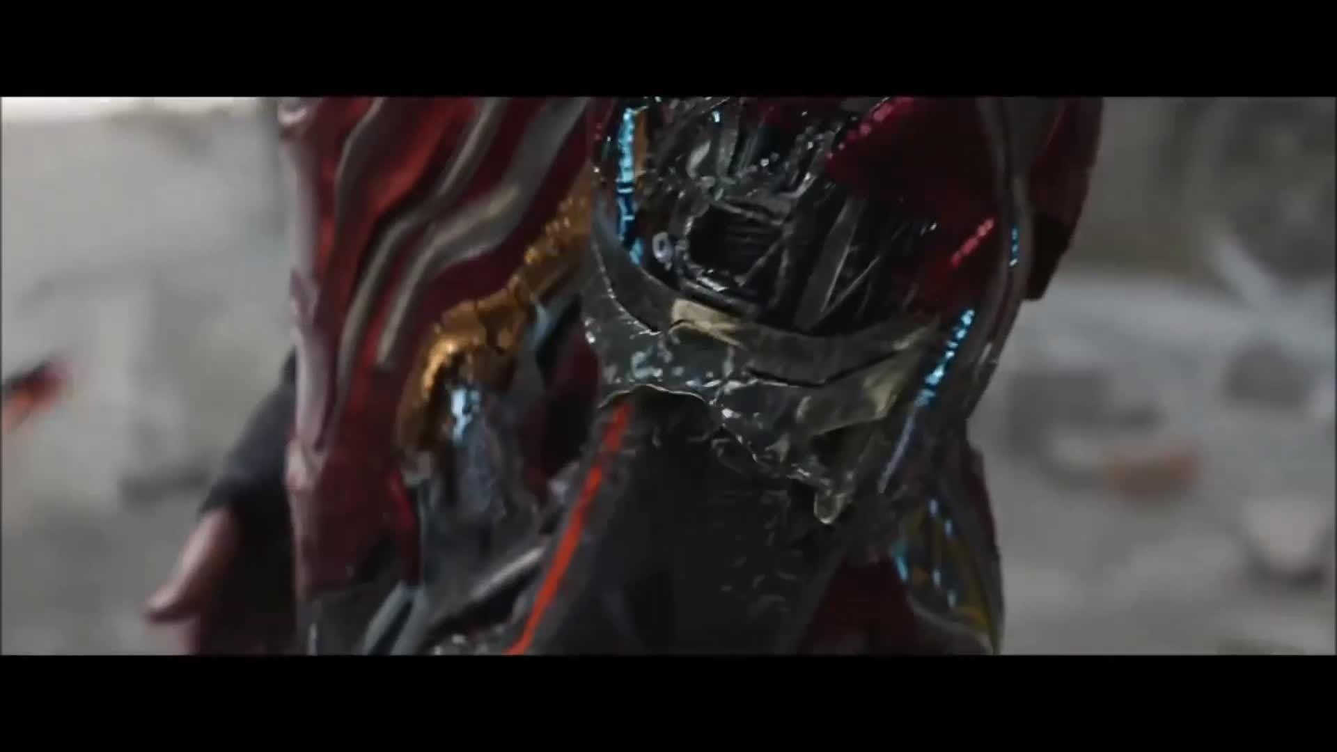 "Giáp của Iron Man trong ""Avengers 3"""