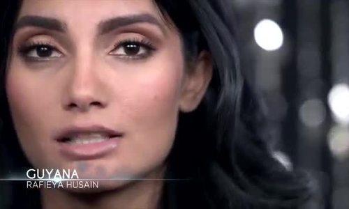 Guyana bị cấm tham gia Miss Universe vì chọn thí sinh sai luật