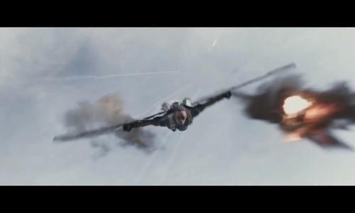 Các pha bay lượn của Falcon