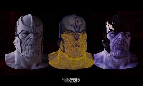Kỹ xảo tạo hình nhân vật Marvel - Iron Man, Thor, Hulk, Thanos