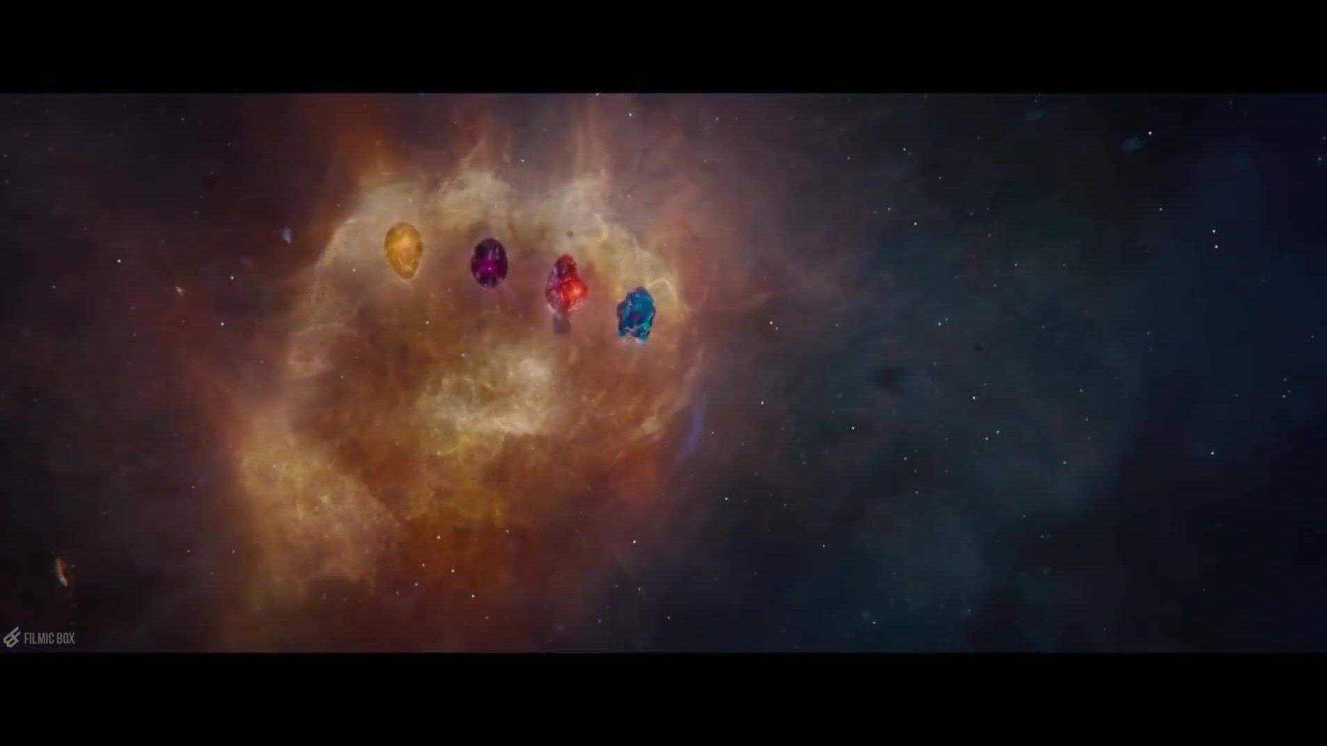 Thor nhìn thấy các viên đá Vô cực