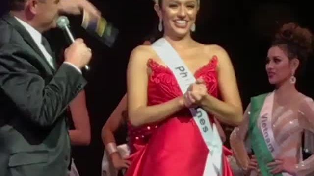 Nhan sắc người đẹp Philippines đăng quang Miss Eco International