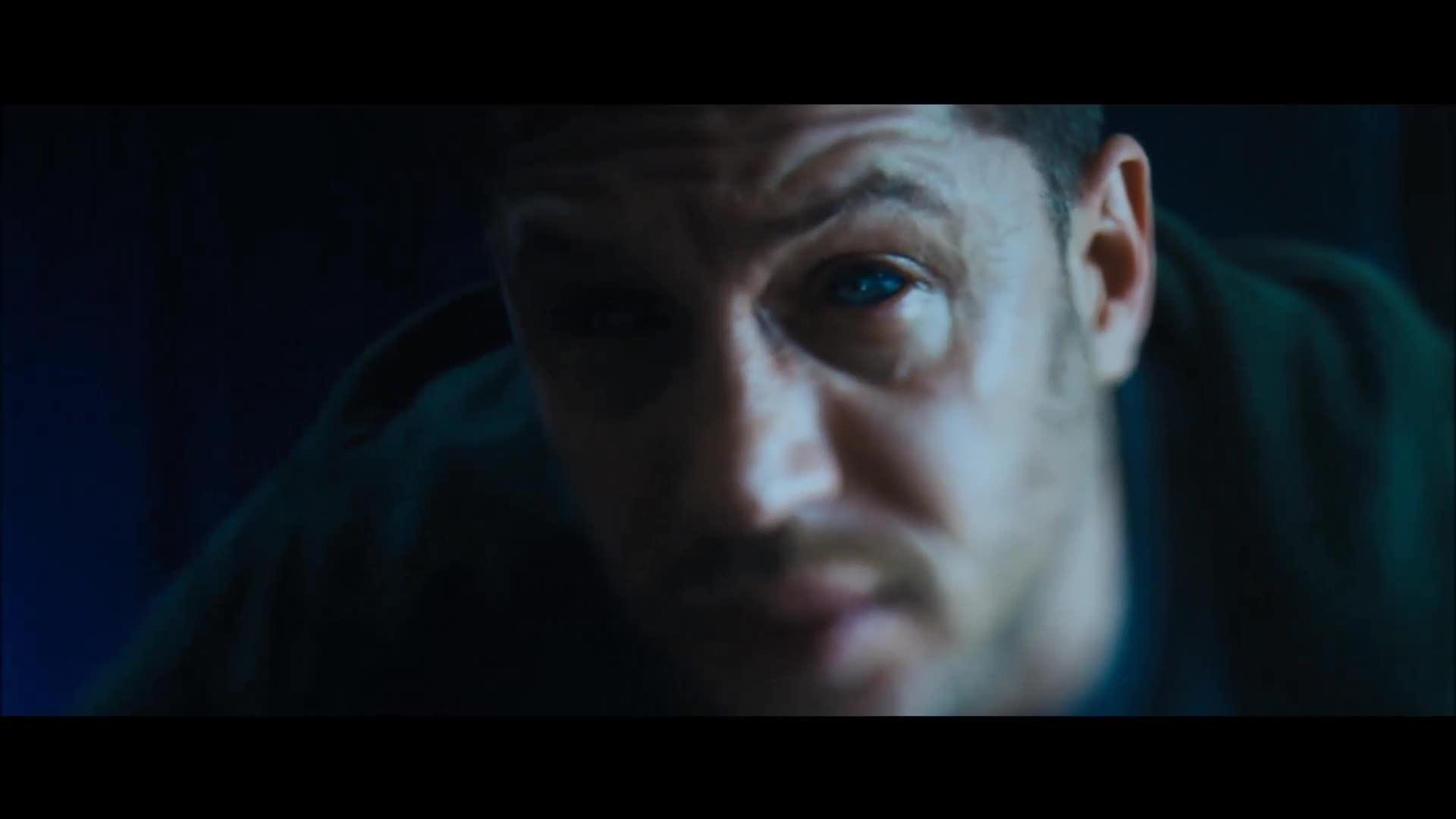 Tom Hardy hóa quái vật trong Venom