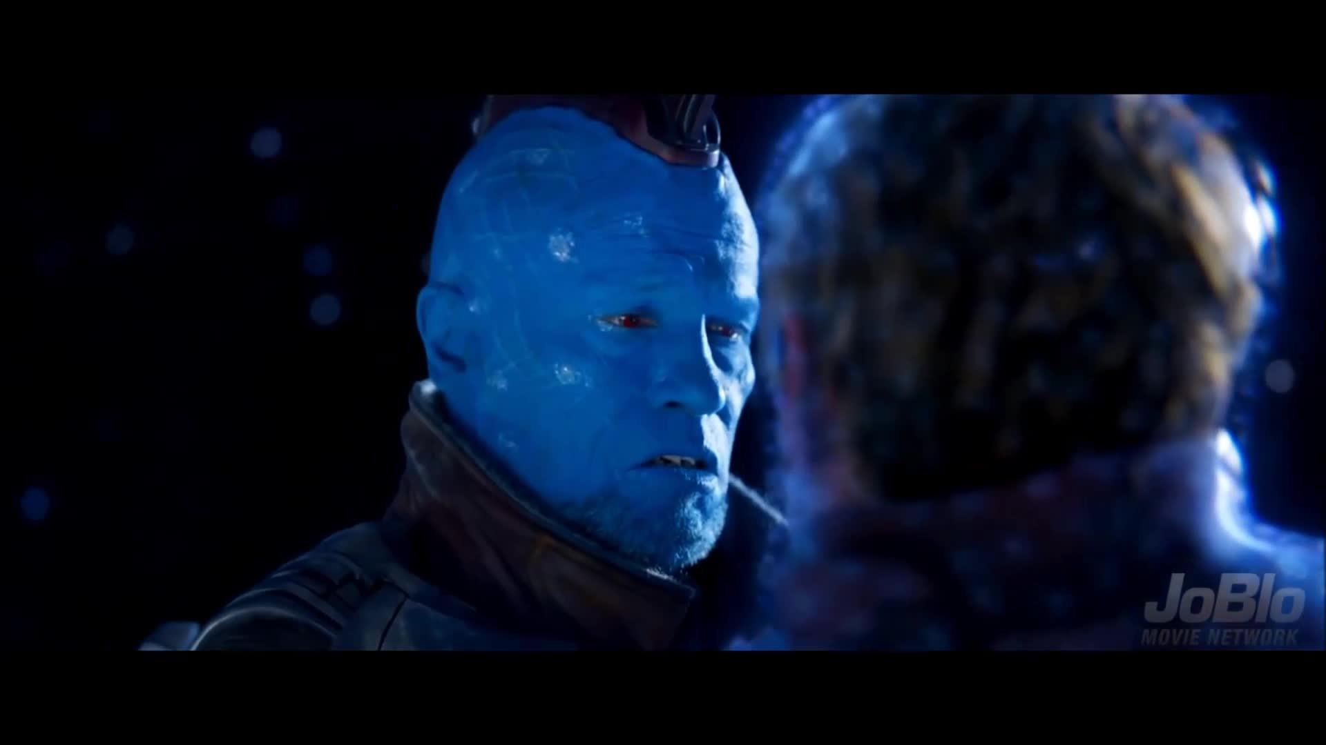 Cái chết của Yondu (Guardians of the Galaxy 2 - 2017)