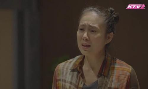 NSND Hồng Vân 'ghẻ lạnh' Lê Phương trong phim dài 80 tập