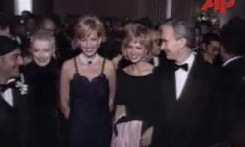 Công nương Diana ở Met Gala