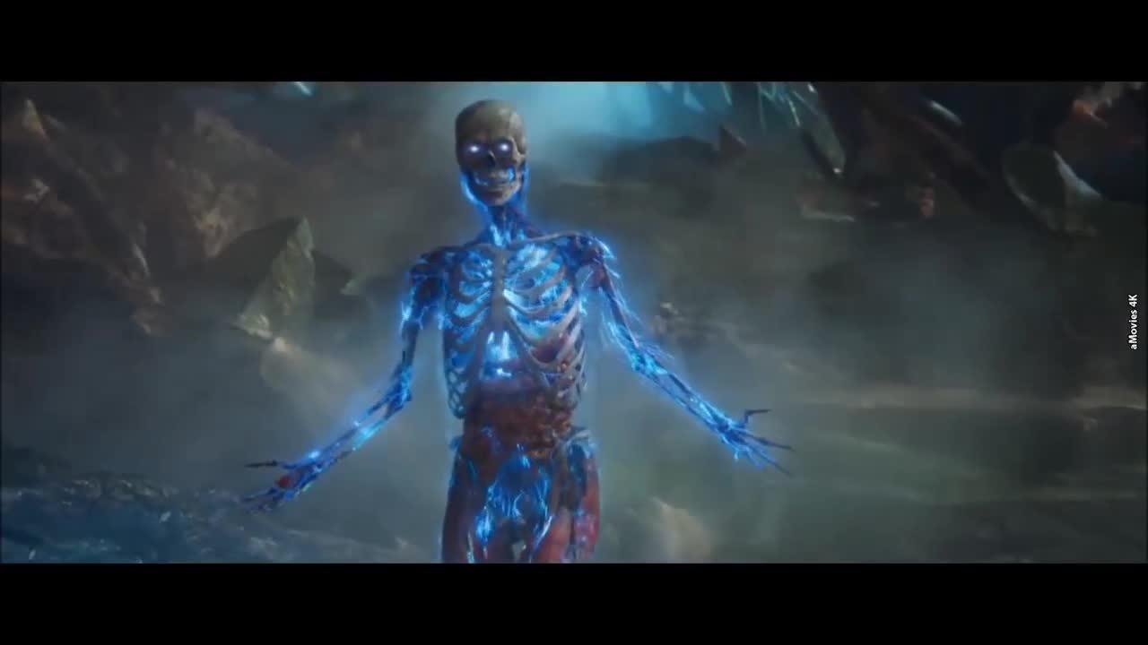 Nhóm Guardians of the Galaxy đại chiến Ego