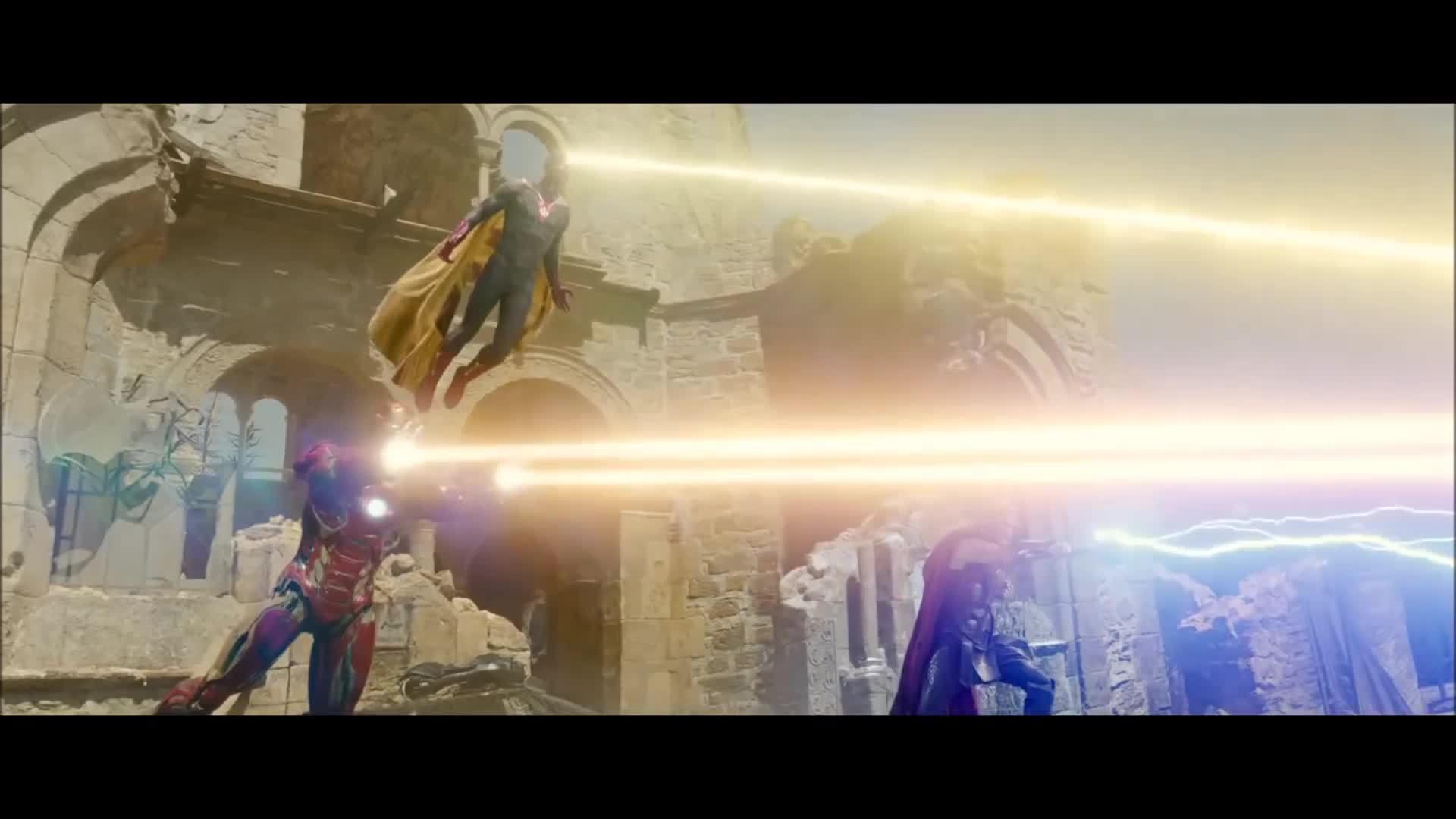 Ultron đại chiến nhóm Avengers