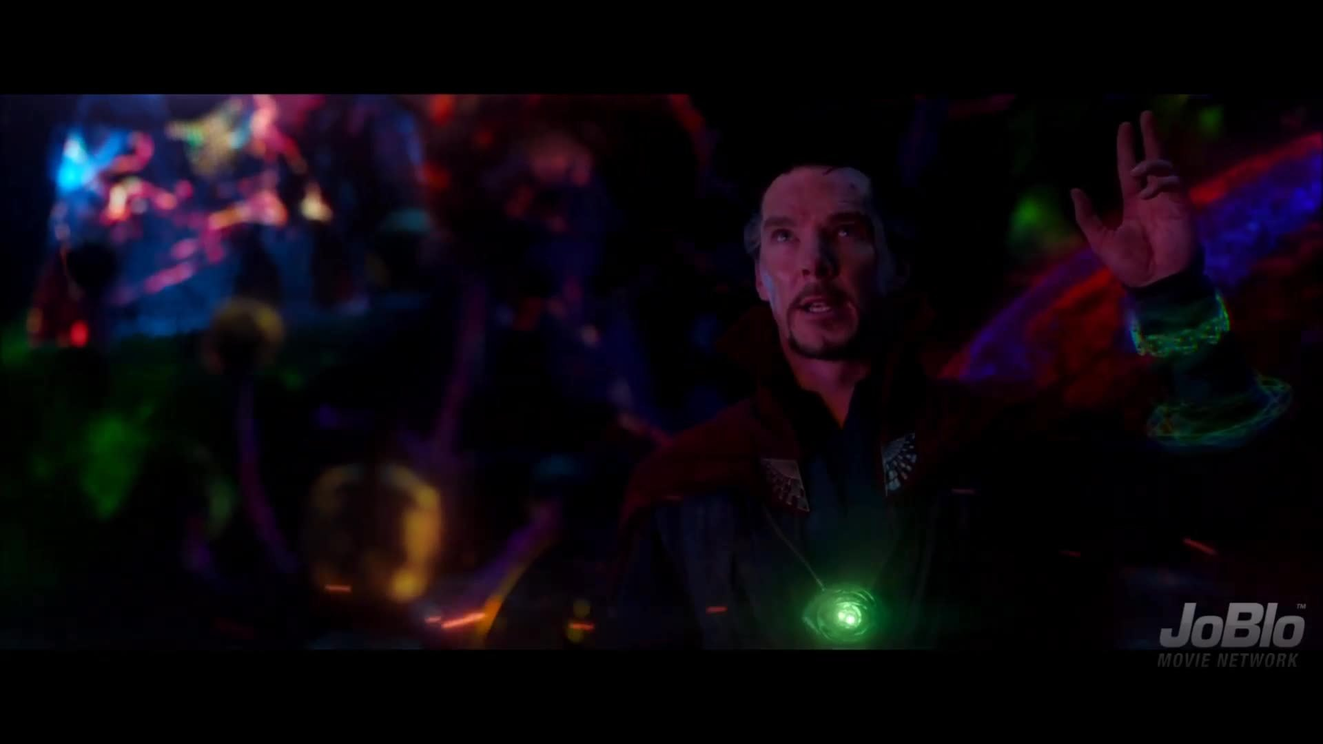 Doctor Strange thắng ác quỷ Dormammu
