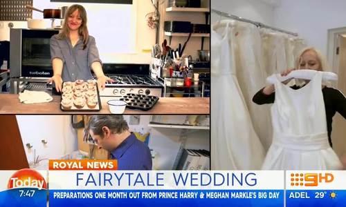 Meghan Markle chuẩn bị váy áo, làm đẹp cho ngày cưới hoàng tử Harry
