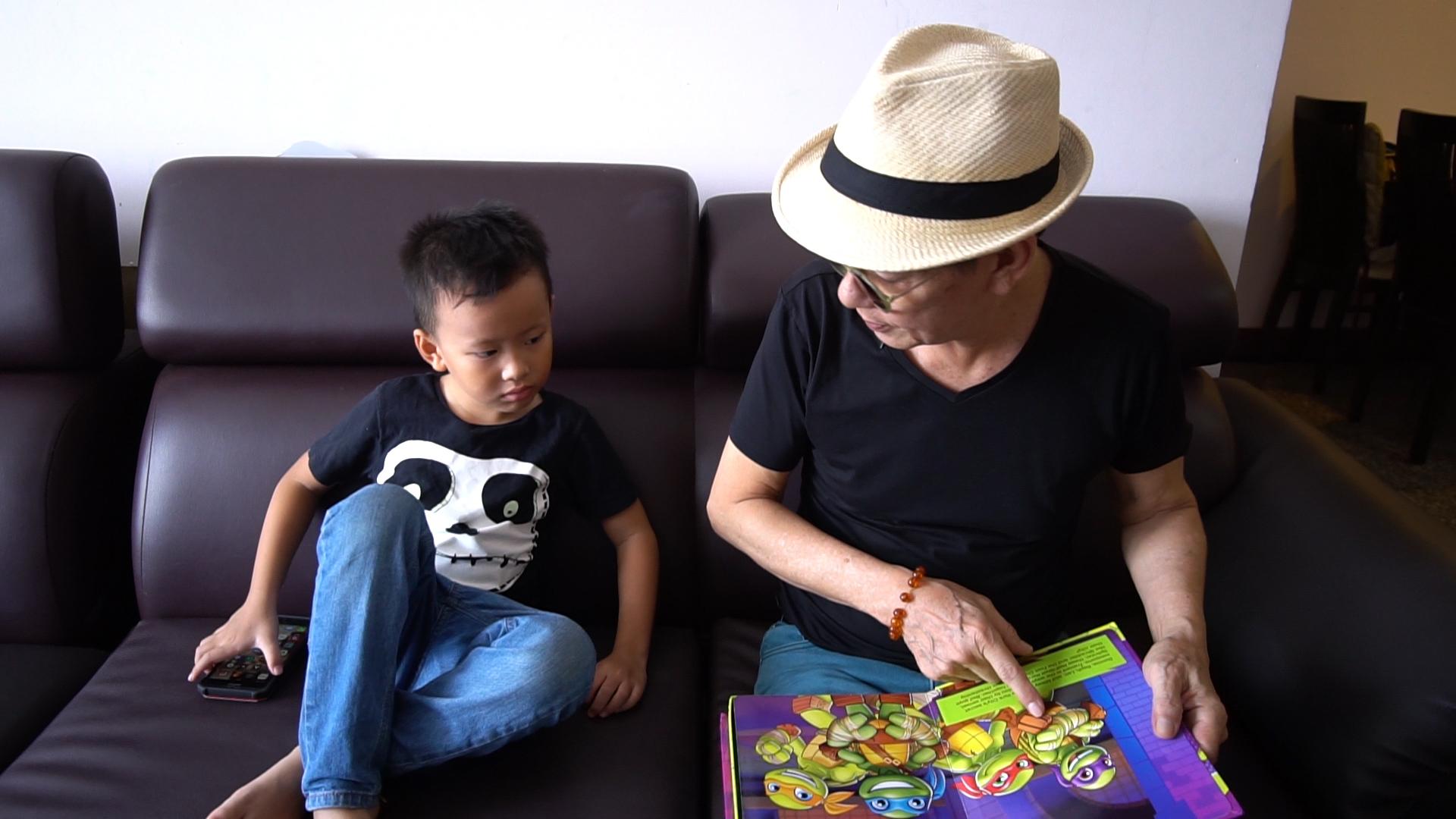 Nhạc sĩ Đức Huy 'Tôi dành phần lớn thời gian cho gia đình'
