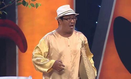 Hà Linh diễn hài trong game show