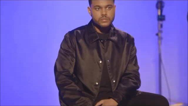 The Weeknd trên tạp chí Time