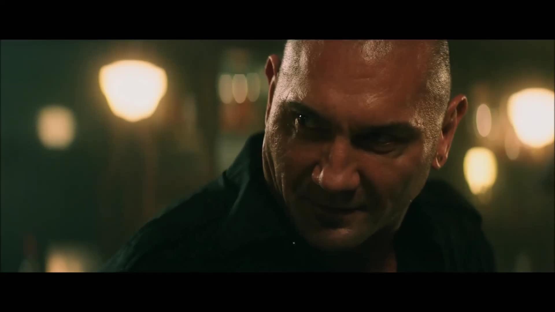 Batista phối hợp cùng sao hành động Sylvester Stallone trong Escape Plan 2: Hades