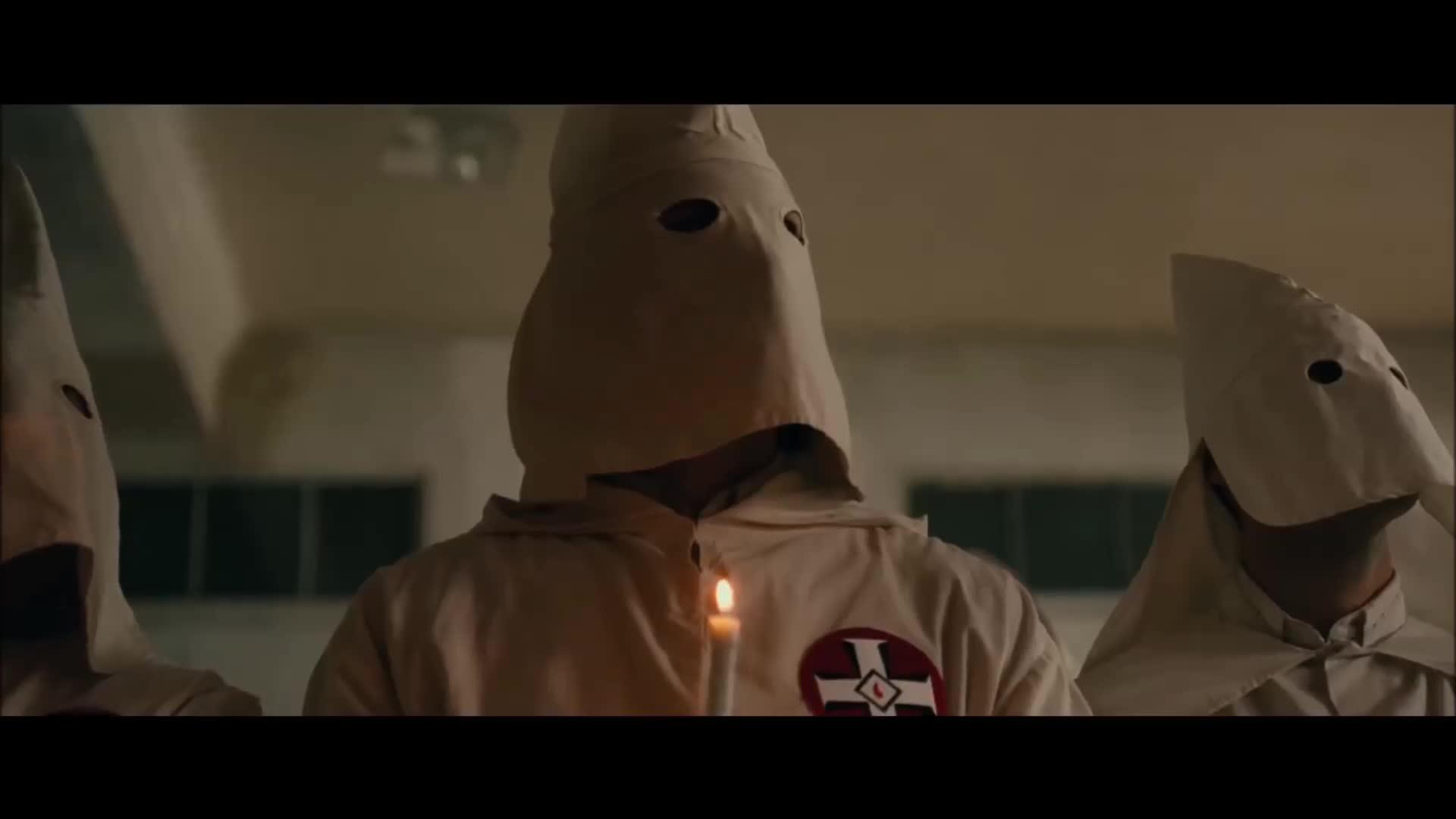 BlacKkKlansman - phim về đảng Ku Klux Klan gây chú ý ở Cannes