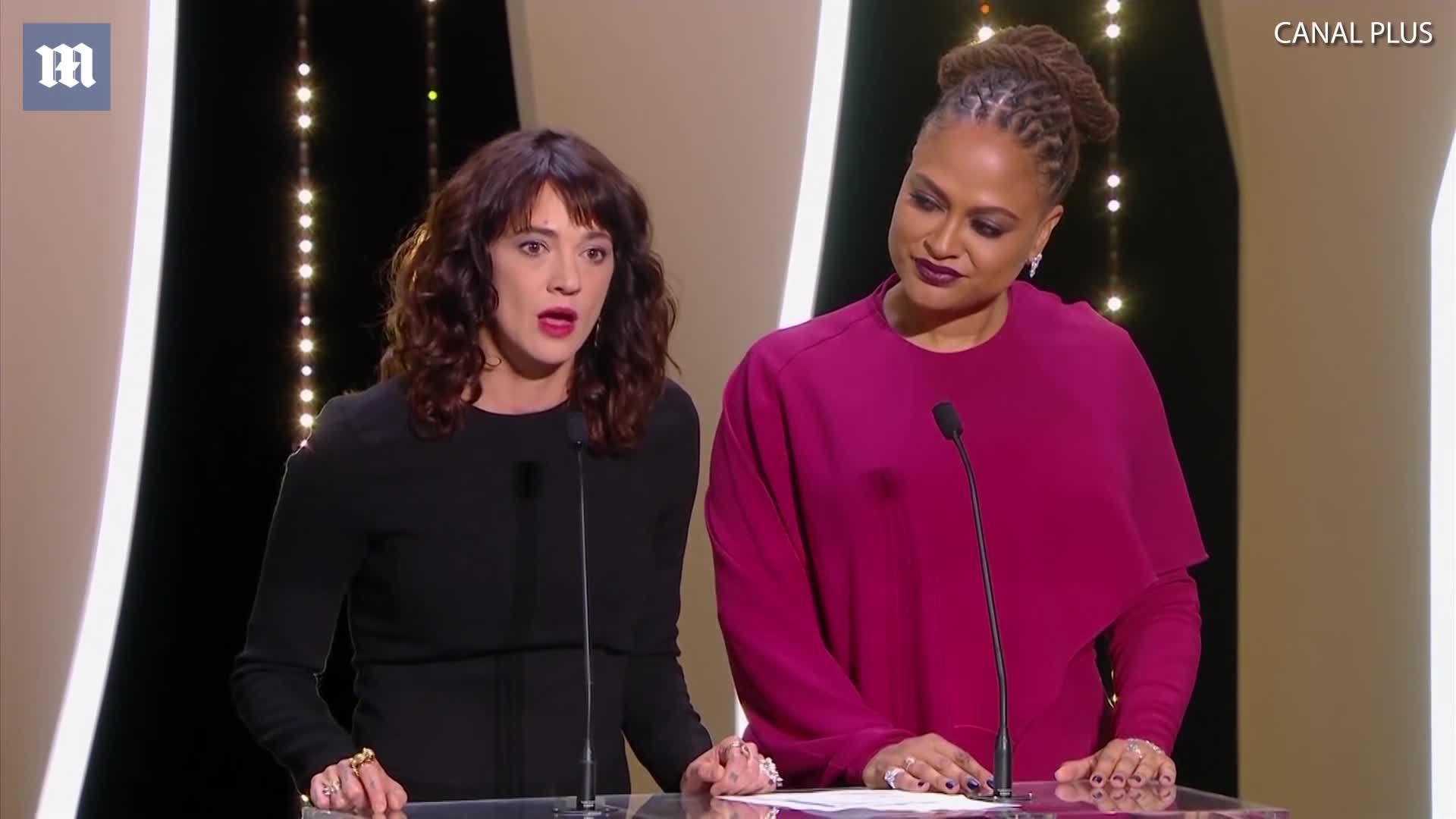 Asia Argento tố cáo xâm hại tình dục ở Cannes