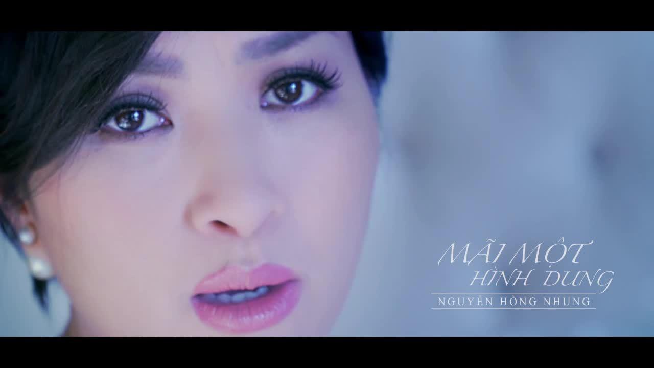 Hồng Nhung hát trong teaser MV 'Mãi một hình dung'