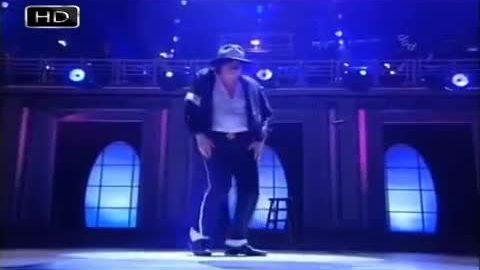 Michael Jackson - Trượt nhẹ