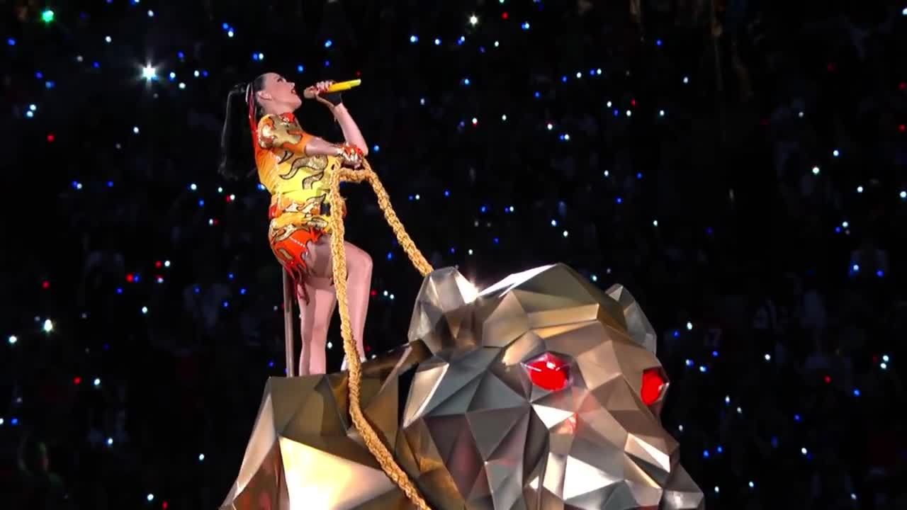 Katy Perry - Super Bowl 2015