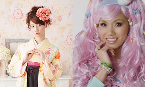 100 năm phát triển của thời trang Nhật
