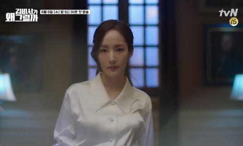 Park Min Young vai thư ký