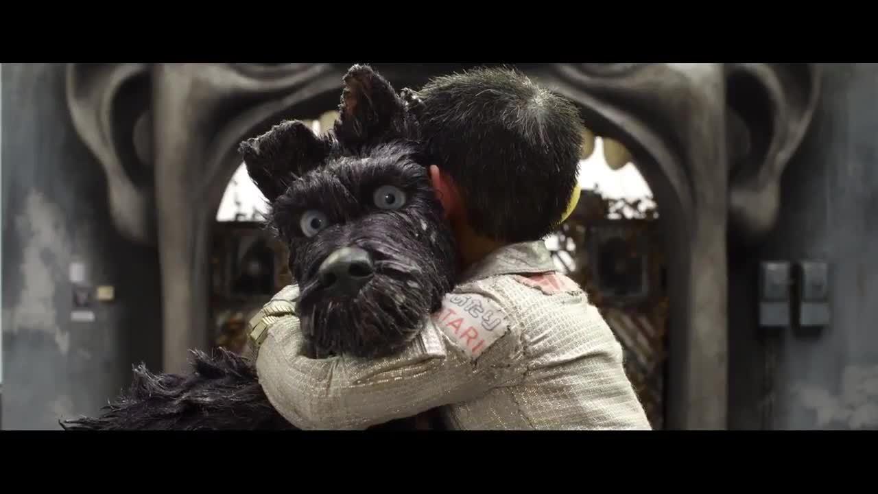 Trailer Isle of Dogs (Đảo của những chú chó)