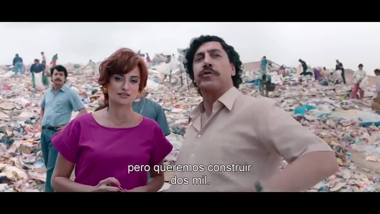 Trailer Loving Pablo (Ông trùm Pablo)