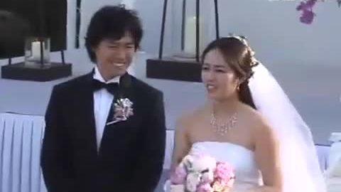 Hôn lễ của vợ chồng Han Ga In