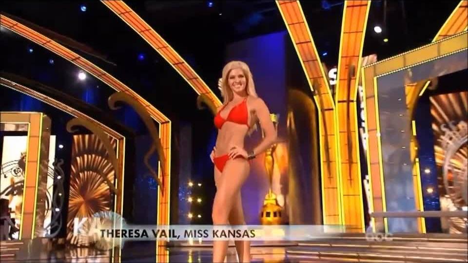 Màn thi bikini của Miss America 2014