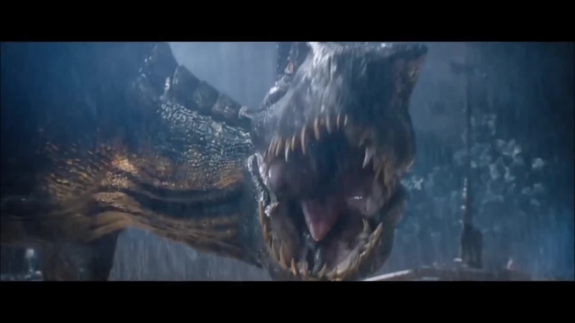 Indoraptor trong Jurassic World Fallen Kingdom
