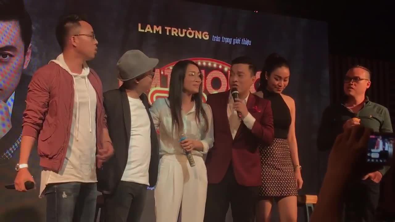 Lam Trường hát Tình thôi xót xa