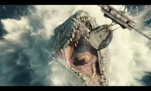 Mosasaurus - Jurassic World (2015)