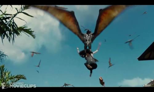 Pteranodon trong Jurassic World